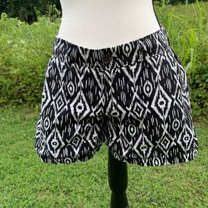 Diamond Aztec Shorts